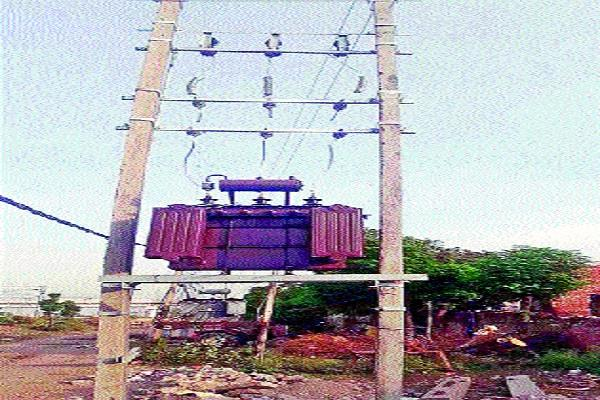 ipds under the scheme almost complete work of electricity in the city