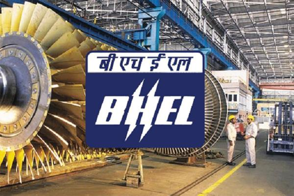bhel s profit up 50 percent