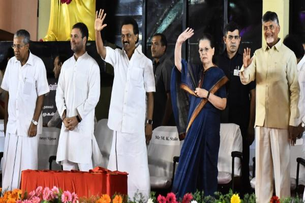 lok sabha election sonia gandhi became active before the results