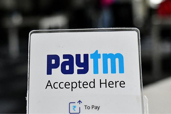 paytm payments bank opens on visa talks on for branded cards