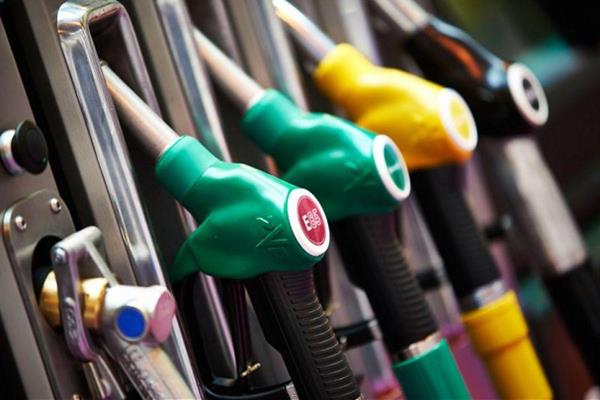 petrol is cheaper by 21 paise at eight weeks low