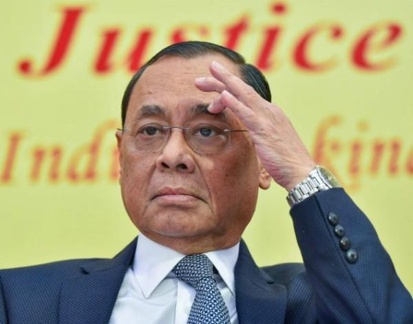 harassment allegations performs outside the sc on clean chit to cji