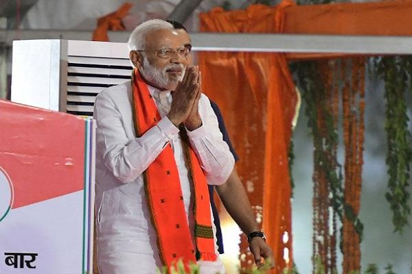 bjp narendra modi gujarat lok sabha elections exit poll