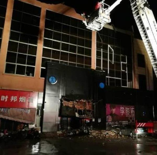three dead after bar roof collapses in southern china