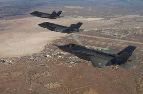 trump announces japan s purchase of 105 new f 35 stealth aircraft