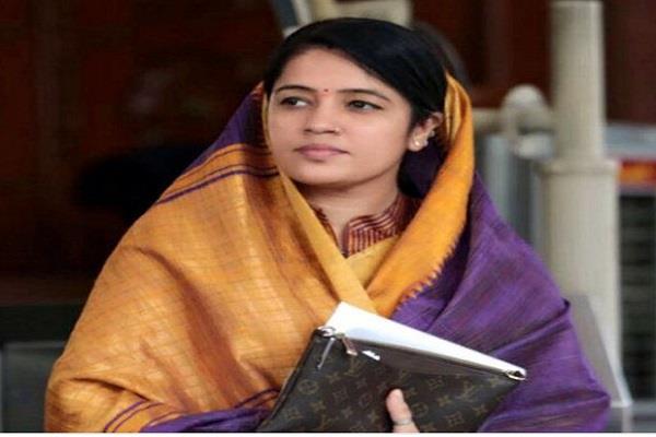 case against bjp candidate riti pathak