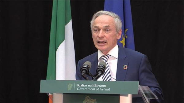 ireland is second country to declare climate emergency