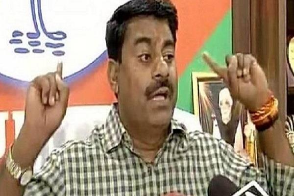 rameshwar sharma comment on congress