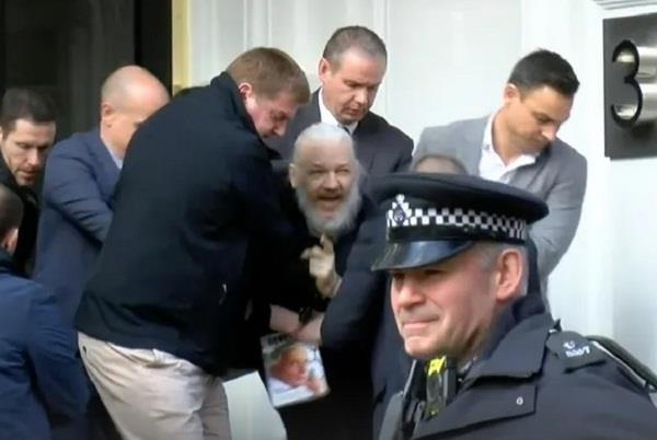 julian assange s punishment is direct assault on press freedom