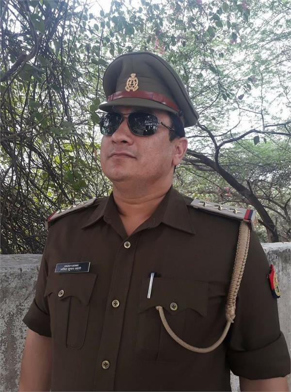 grp inspector arrested by saharanpur police