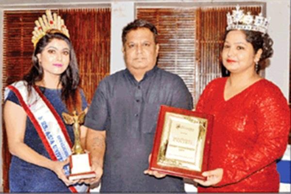 jabalpur s multi won miss asia asia universe title