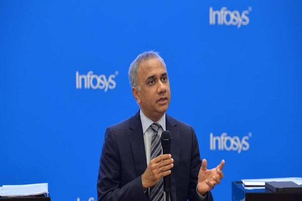 info ceo parekh will give rs 5 crore shares to employees