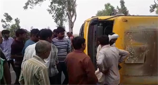 meerut accident