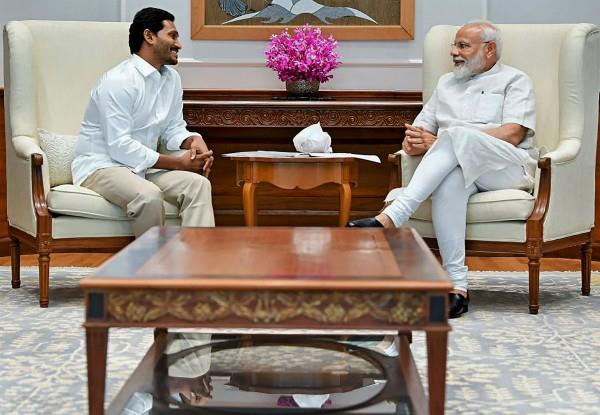 if bjp limited seats 250 it gives conditional support jagan mohan reddy