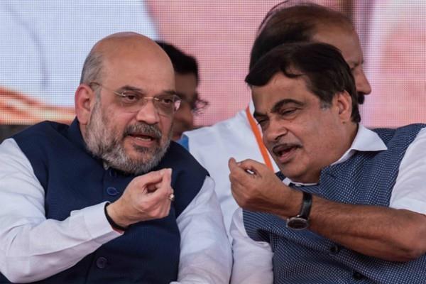 amit shah becomes minister nitin gadkari may be bjp chief