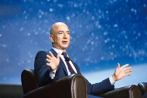 125 crores spent in the safety of amazon ceo bezos
