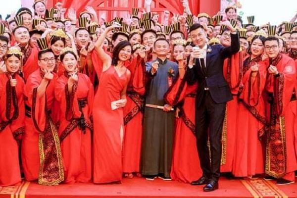 china s jack ma urges sex marathons for newlyweds
