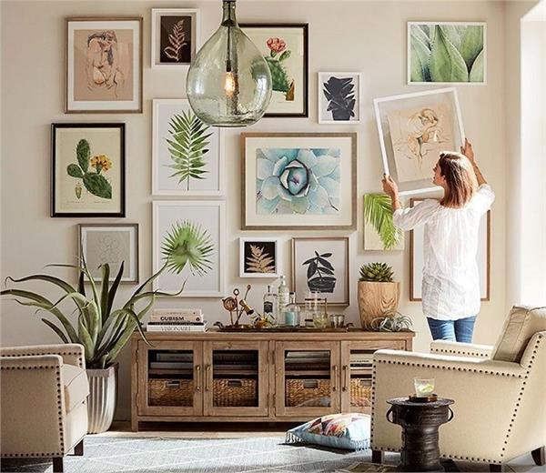 दीवार पर सजानी है तस्वीरें तो यहां से लीजिए आइडिया