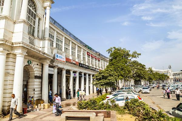 delhi s  connaught place  is the fourth most expensive office place