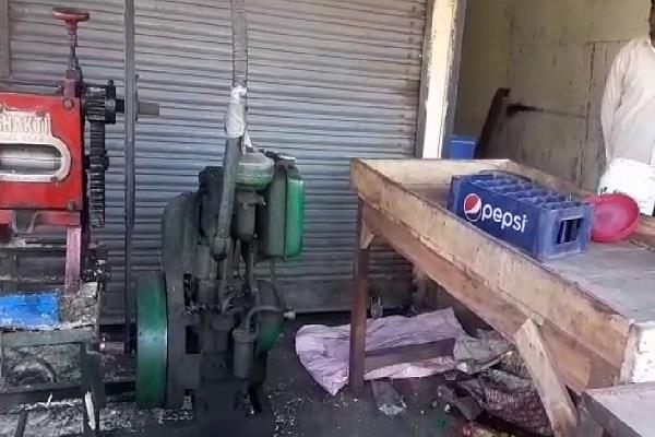 shop shutter breaks stolen cash and goods