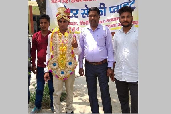 lok sabha elections polling begins at 10 seats in haryana