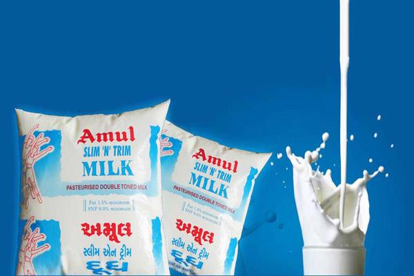 amul milk costlier by 2 rupees