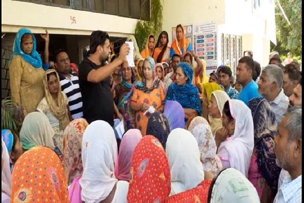 women s denial of prime minister s housing scheme