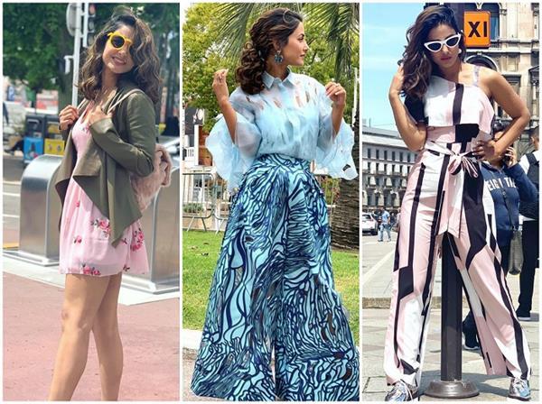 Fashion: हिना खान की 10 समर परफेक्ट ड्रैसेज