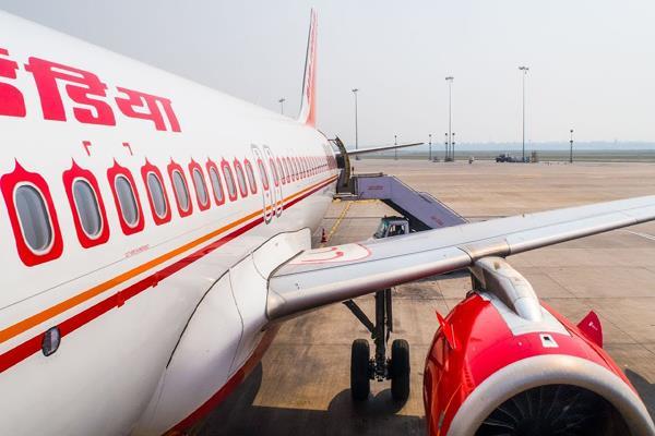 air india s ai 162 heathrow delhi flight has been grounded