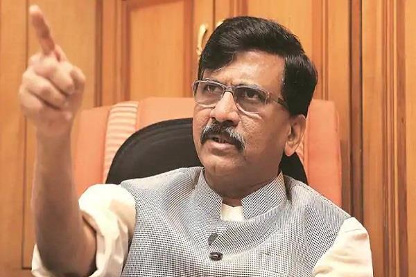 sanjay raut says mamata can not stop anyone from campaigning