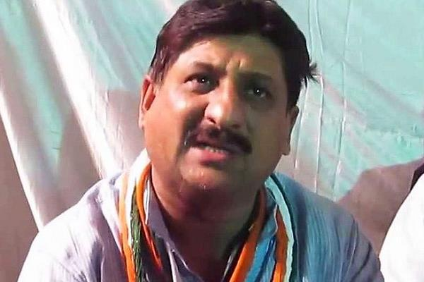 congress mla arif masood wrote a letter to the prison administration