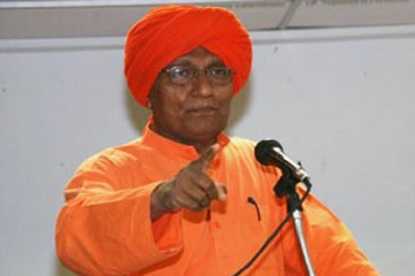 swami agnivesh made a clear point on sadhvi pragya