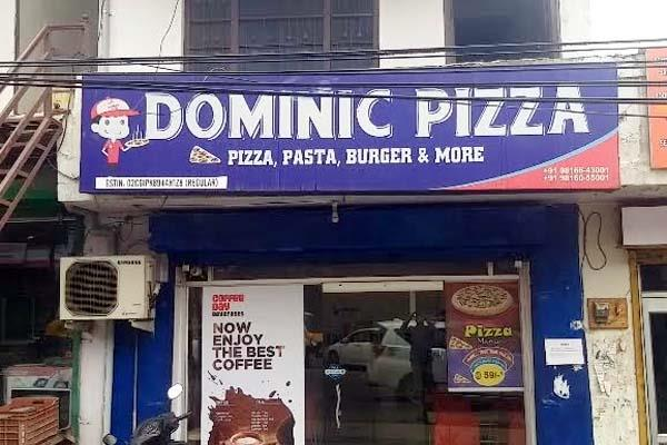 threatens to the shopkeeper during not home delivery of pizza
