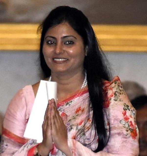 anupriya patel attack on sp bsp coalition