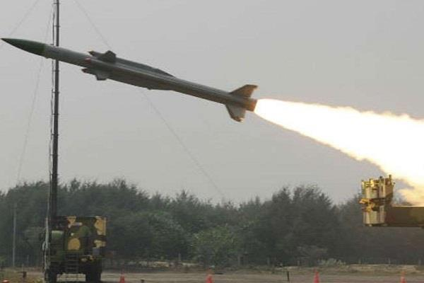 drdo conducted successful test of akash air defense missile
