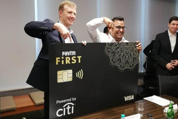 paytm launches cashback on its credit card every shopping