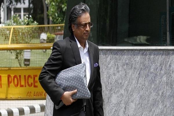 hc seeks response from gautam khaitan on ed plea