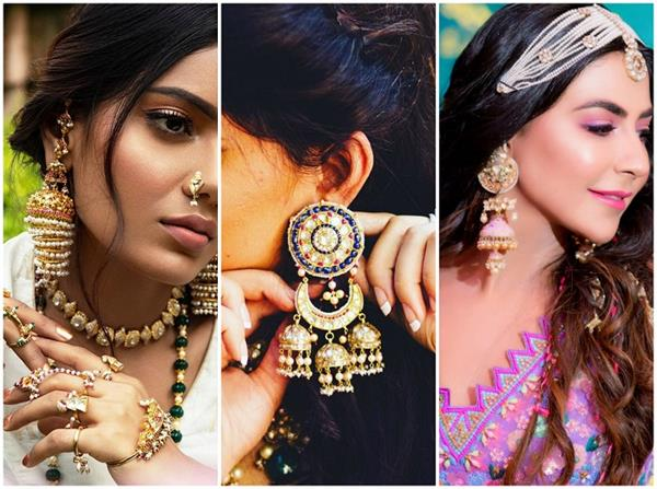 Fashion: ब्राइड्स के लिए लेटेस्ट Jhumkas Design
