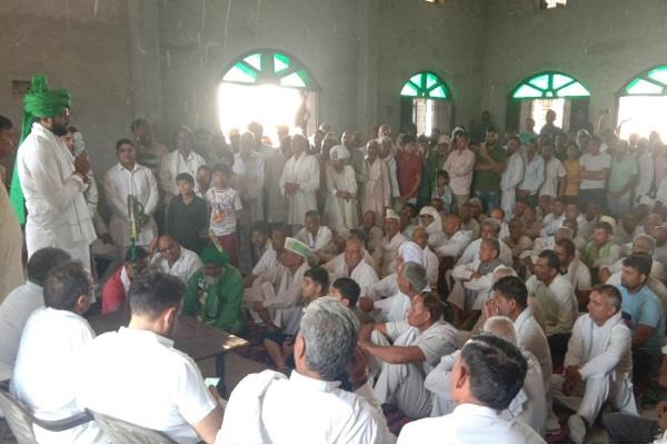 digvijaya chautala to keep jind on the state s capital on may 10