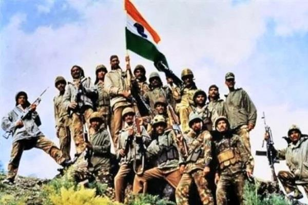 the hero of the kargil war which gave thier life to save their soldiers