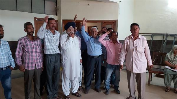 chowkidaar demand salary for election duty