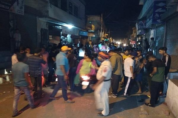 police arrested one in jaimal nagar fights case
