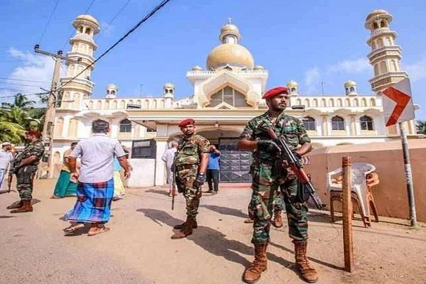 curfew imposed in northwestern cities after clashes in sri lanka