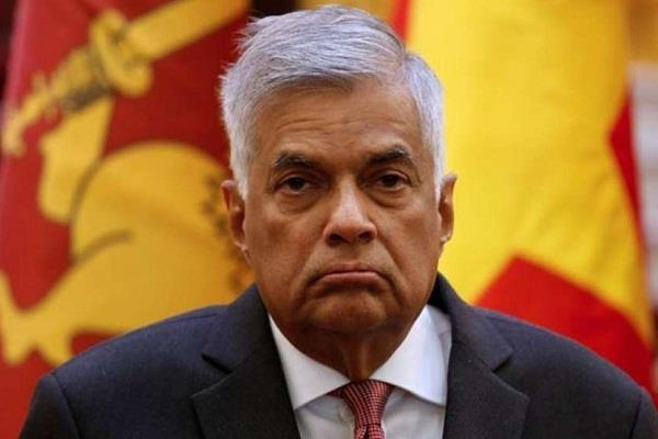 sri lanka still threatens isis terror attack ranil vikramasinghe