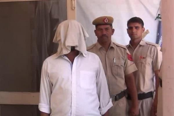 honor killing in palwal father killed her daughter