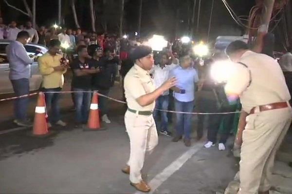 grenade blast in guwahati 6 injured