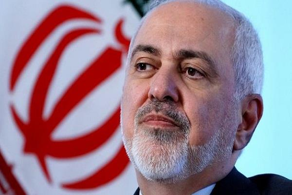 iran will not end with trump threat zarif