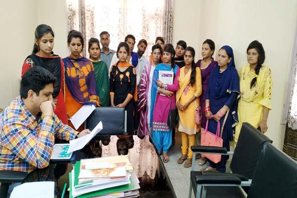 students demanded cbi inquiry