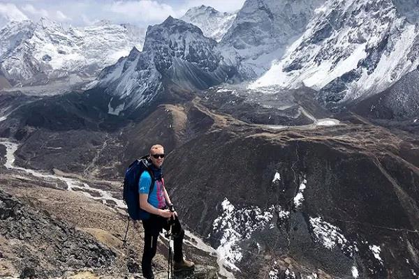british mountaineer s death in mount everest
