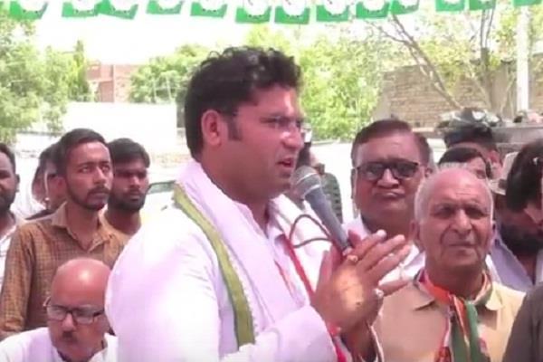 ashok tanwar against bjp